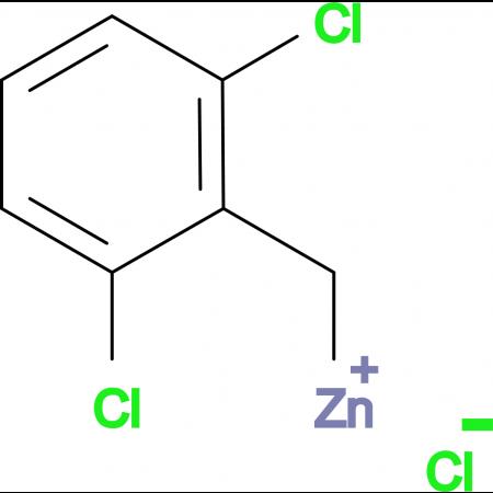 2,6-Dichlorobenzylzinc chloride 0.5 M in Tetrahydrofuran