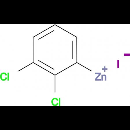 2,3-Dichlorophenylzinc iodide 0.5 M in Tetrahydrofuran