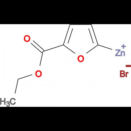 5-Ethoxycarbonyl-2-furylzinc bromide 0.5 M in Tetrahydrofuran