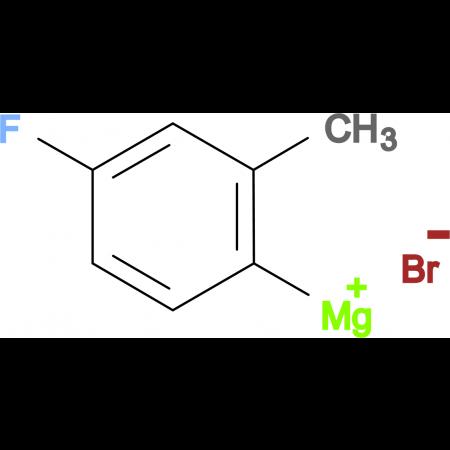 4-Fluoro-2-methylphenylmagnesium bromide, 0.5M THF