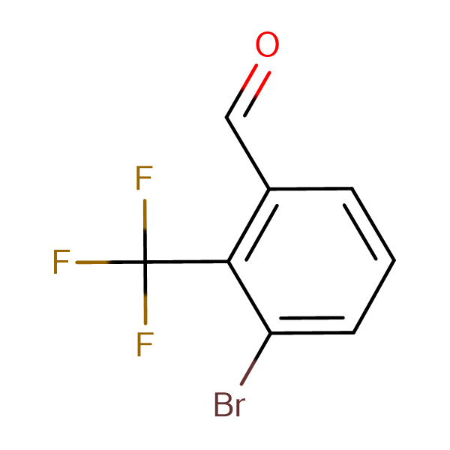 3-Bromo-2-(trifluoromethyl)benzaldehyde