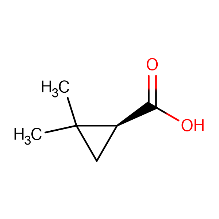 (S)-2,2-Dimethylcyclopropanecarboxylic acid