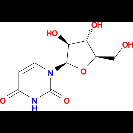 1-((2R,3S,4S,5R)-3,4-Dihydroxy-5-(hydroxymethyl)tetrahydrofuran-2-yl)pyrimidine-2,4(1H,3H)-dione