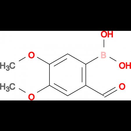 (2-Formyl-4,5-dimethoxyphenyl)boronic acid