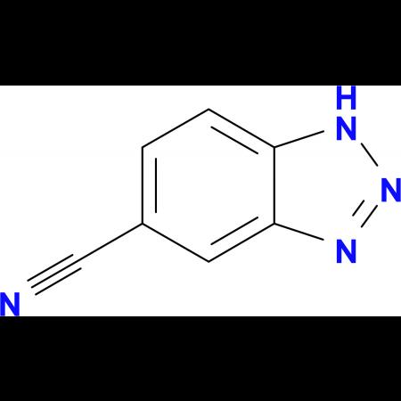 1H-Benzo[d][1,2,3]triazole-5-carbonitrile
