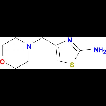 4-(Morpholinomethyl)thiazol-2-amine