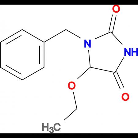 1-Benzyl-5-ethoxyimidazolidine-2,4-dione