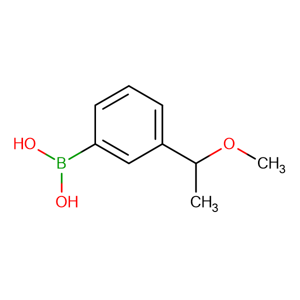 (3-(1-Methoxyethyl)phenyl)boronic acid
