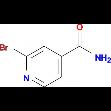 2-Bromoisonicotinamide