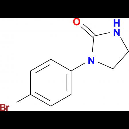 1-(4-Bromophenyl)imidazolidin-2-one