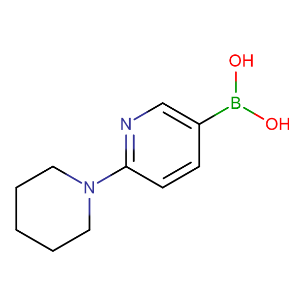 (6-(Piperidin-1-yl)pyridin-3-yl)boronic acid
