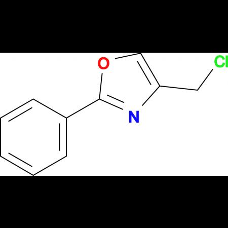 4-(Chloromethyl)-2-phenyloxazole