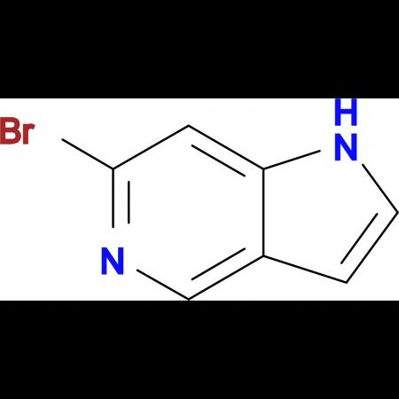 6-Bromo-1H-pyrrolo[3,2-c]pyridine