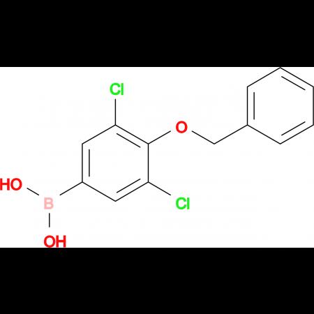 (4-(Benzyloxy)-3,5-dichlorophenyl)boronic acid