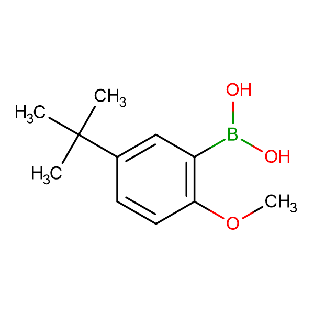 (5-(tert-Butyl)-2-methoxyphenyl)boronic acid