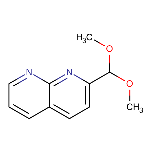 2-(Dimethoxymethyl)-1,8-naphthyridine