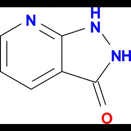 1H-Pyrazolo[3,4-b]pyridin-3(2H)-one