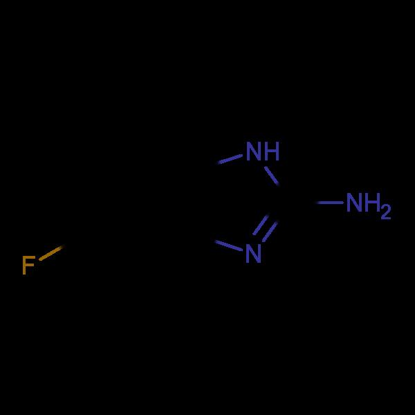 5-Fluoro-1H-benzimidazole-2-amine