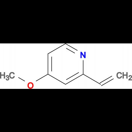 4-Methoxy-2-vinylpyridine