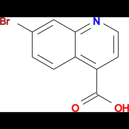 7-Bromoquinoline-4-carboxylic acid
