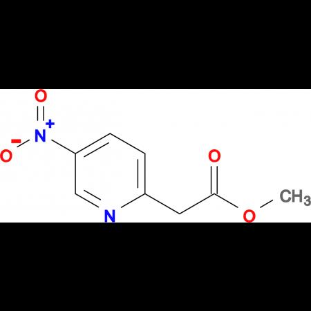 Methyl 2-(5-nitropyridin-2-yl)acetate