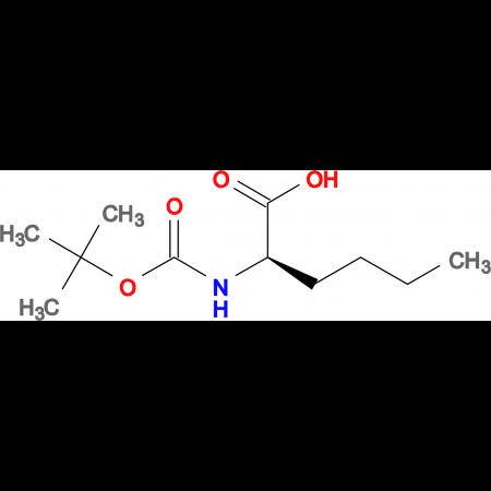Boc-D-Norleucine