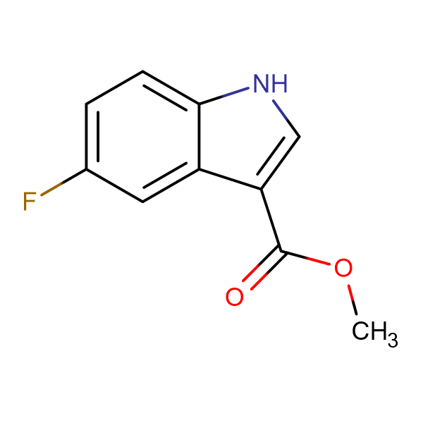 Methyl 5-fluoro-1H-indole-3-carboxylate