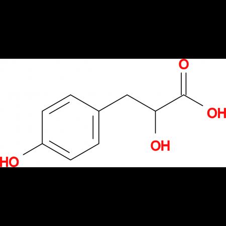 2-Hydroxy-3-(4-hydroxyphenyl)propanoic acid