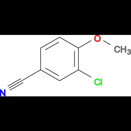 3-Chloro-4-methoxybenzonitrile