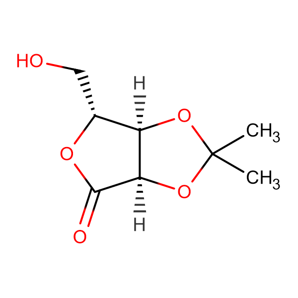 (3aR,6R,6aR)-6-(Hydroxymethyl)-2,2-dimethyldihydrofuro[3,4-d][1,3]dioxol-4(3aH)-one