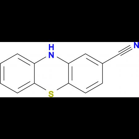 10H-Phenothiazine-2-carbonitrile