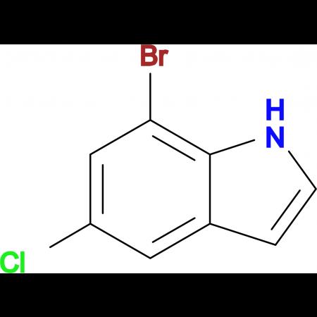 7-Bromo-5-chloroindole