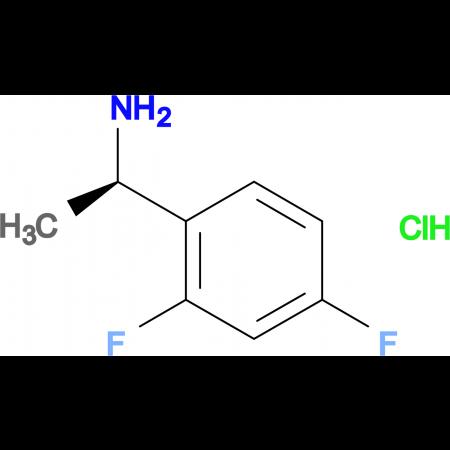 (R)-1-(2,4-Difluorophenyl)ethanamine hydrochloride