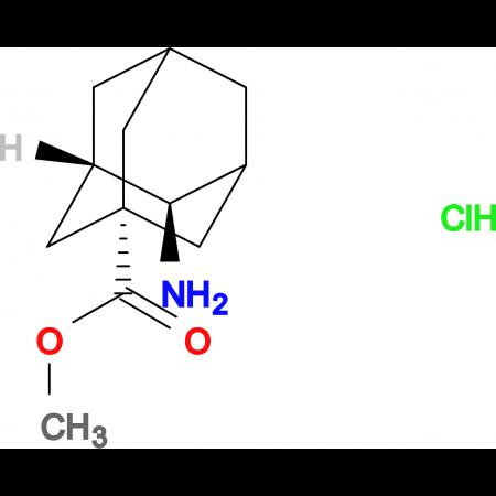 (1R,3S,4R)-Methyl 4-aminoadamantane-1-carboxylate hydrochloride