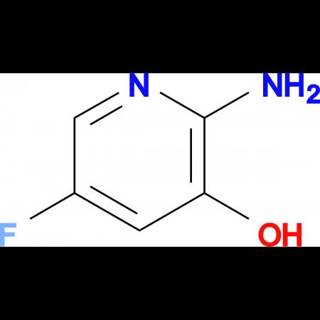 2-Amino-5-fluoropyridin-3-ol
