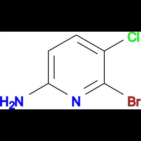 6-Bromo-5-chloropyridin-2-amine