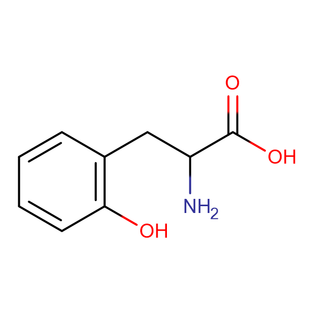 2-Amino-3-(2-hydroxyphenyl)propanoic acid