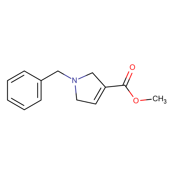 Methyl 1-benzyl-2,5-dihydro-1H-pyrrole-3-carboxylate