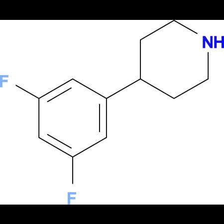 4-(3,5-Difluorophenyl)piperidine