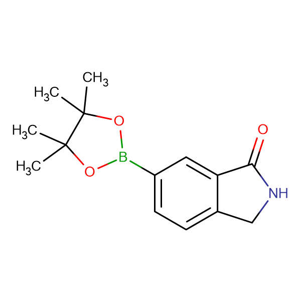 6-(4,4,5,5-Tetramethyl-1,3,2-dioxaborolan-2-yl)isoindolin-1-one