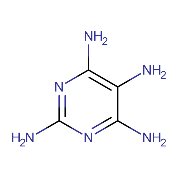 2,4,5,6-Tetraaminopyrimidine
