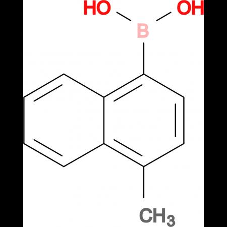 4-Methyl-1-naphthaleneboronic acid