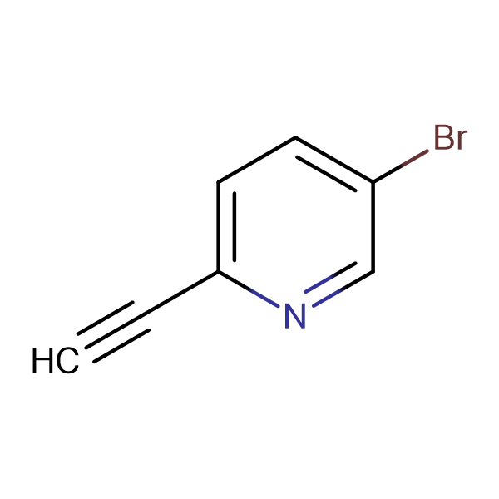 5-Bromo-2-ethynylpyridine