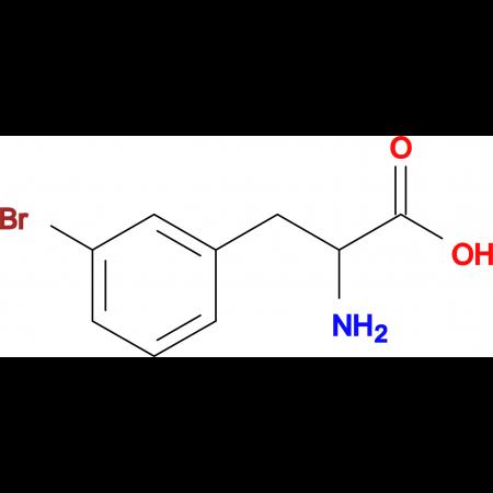 2-Amino-3-(3-bromophenyl)propanoic acid