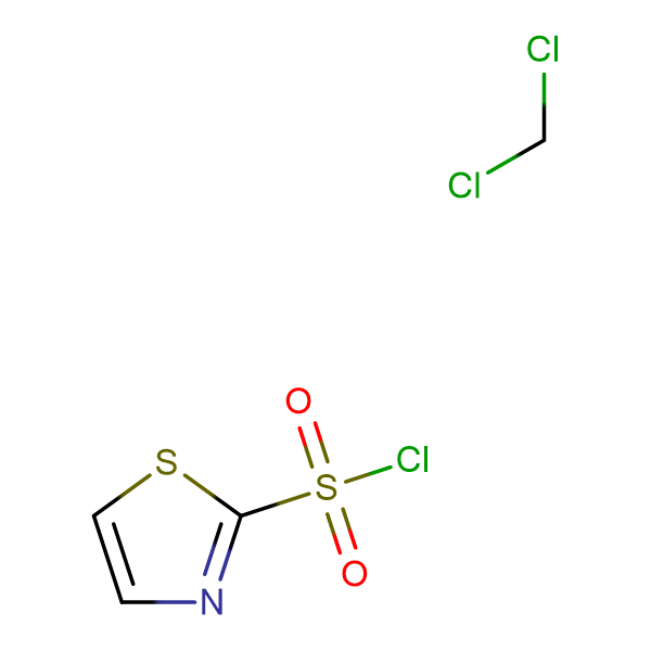 Thiazole-2-sulfonyl chloride (10% solution in Dichloromethane)