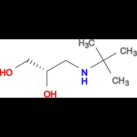 (S)-3-(tert-Butylamino)propane-1,2-diol