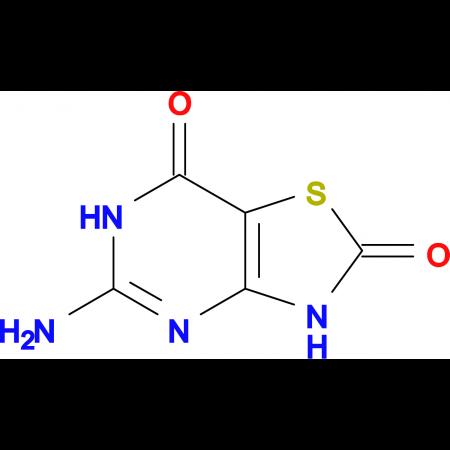 5-Aminothiazolo[4,5-d]pyrimidine-2,7(3H,6H)-dione