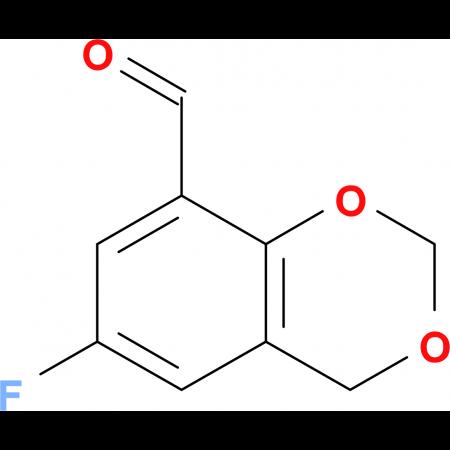 6-Fluoro-4H-benzo[d][1,3]dioxine-8-carbaldehyde