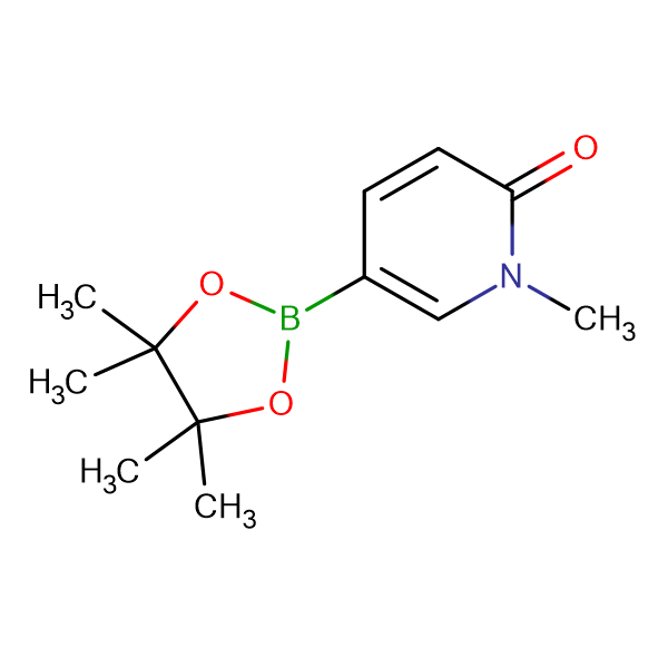 1-Methyl-5-(4,4,5,5-tetramethyl-1,3,2-dioxaborolan-2-yl)pyridin-2(1H)-one