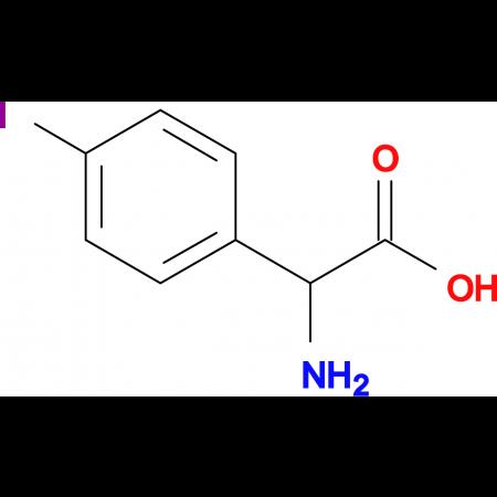 2-Amino-2-(4-iodophenyl)acetic acid